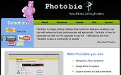 Photobie-Free image photo editor, GIF animation, digital scrapbooking.