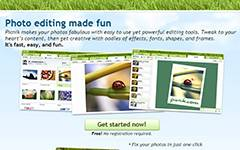 Picnik - Photo editing the easy way, online in your browser.