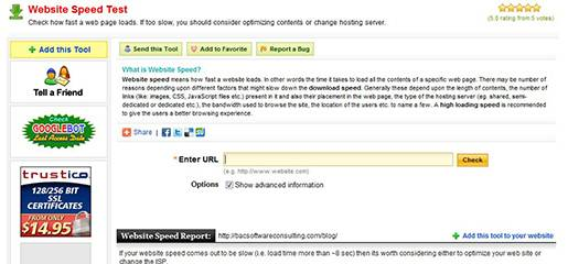 WebToolHub-Website Speed Test, Check Website Load Time.