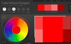 Color Scheme (Palette) Designer.