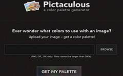 Pictaculous-Image to Color Palette Generator.