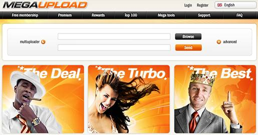 Megaupload - A leading provider of online storage and web hosting services. For free registered accounts, the file expiration period is 90 days. Consider this service as a TEMPORARY ONLINE STORAGE.