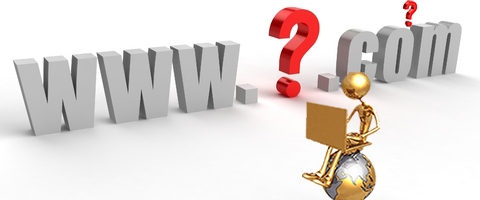 How to choose a great domain name.