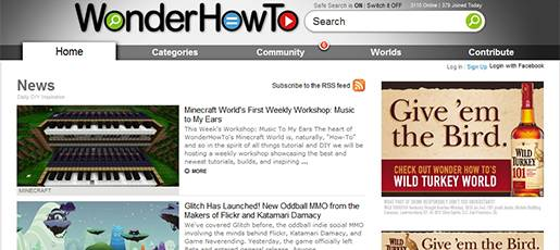 WonderHowTo - How To Videos. Video instructions, tutorials & hacks.