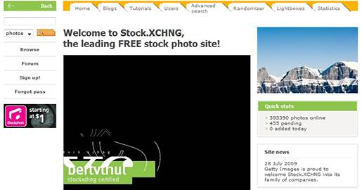 stock.xchng - The leading free stock photography Website.