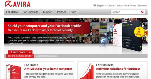 Avira Free Antivirus - Download Best Antivirus Software.