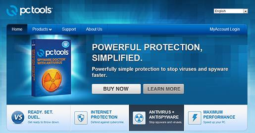 PC Tools Free AntiVirus - provides world leading protection against viruses, worms and Trojans with rapid updates and IntelliGuard real-time virus scan and removal technology.