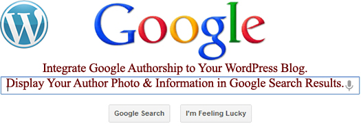 WordPress: How to Display Author Information in Google Search Results.