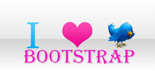 Twitter Bootstrap front-end framework.
