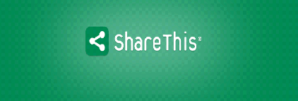 ShareThis. Share Buttons and Sharing Analytics. WordPress plugin.