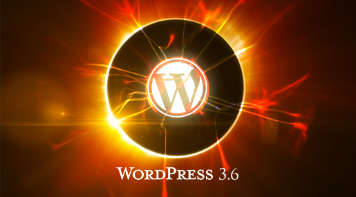 WordPress 3.6 - Boutros AbiChedid.