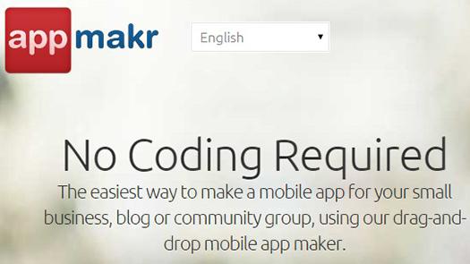 AppMakr.