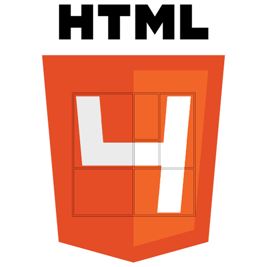 HTML 4 - Fourth Version.