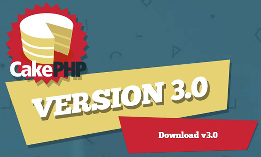CakePHP the rapid development PHP framework.