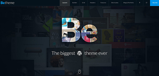 BeTheme - Responsive Multi-Purpose WordPress Theme.