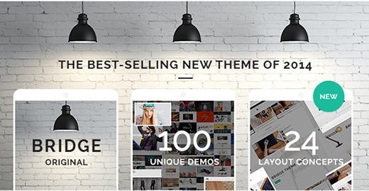 Bridge - Creative Multi-Purpose WordPress Theme.