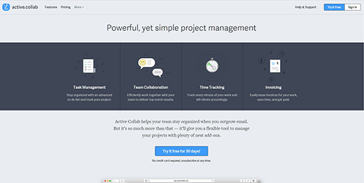 Active Collab - Task management, Team collaboration, Time tracking & Invoicing app.