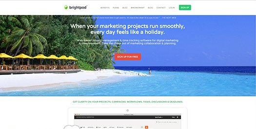 Project Management Software for Marketing Teams | Brightpod.