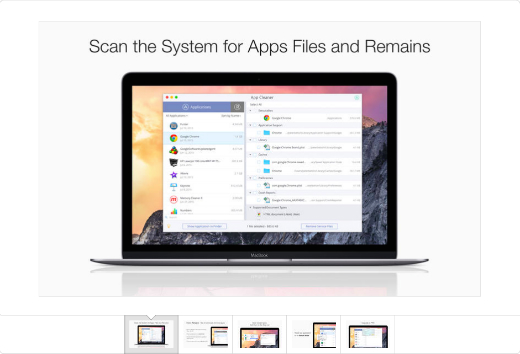 App Cleaner - Find & Remove Applications Service Files for Uninstall on the Mac App Store
