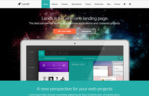 Landlr – The All-in-One Landing Page - WordPress.