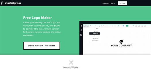 Free Logo Maker, Design, Software, Generator, Creator, Online.