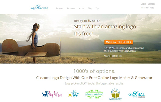 Logo Garden: Create Free Logo Designs With Our Logo Maker.